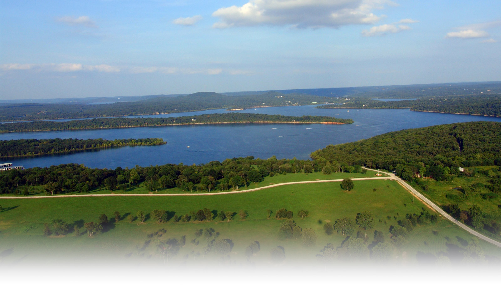 Air Shot - Table Rock Lake