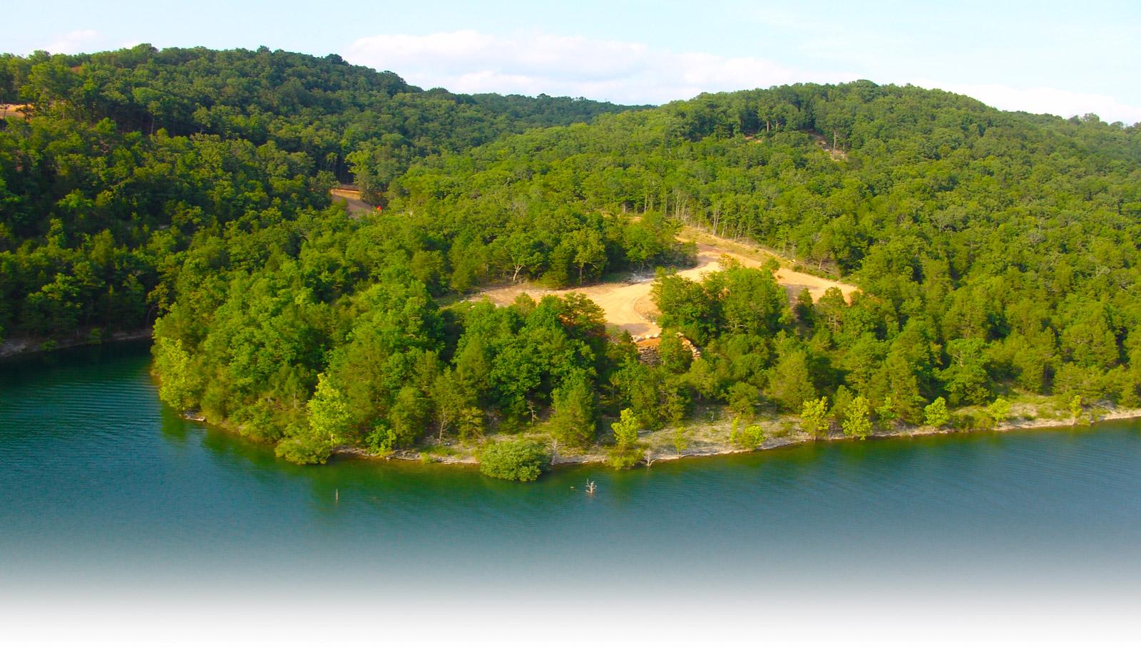 Trees - Table Rock Lake